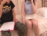 Sexy teen rides and sucks for a wild shag