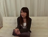 Kinky Asian hottie Shuri Atomi in raunchy toy scene picture 1