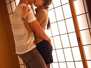 Hot Mayu Satomi moans and gasps as she is screwed hard