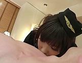 Natsuki Minami has nicely shaved pussy