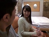 Hakii Haruka ,excels in her dick pleasuring