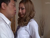 Cumshot pleasures for naughty schoolgirl Takai Runa