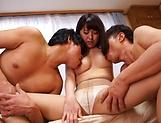 Big Tits Mayu satomi gets her wet  hairy muff rammed hard