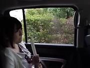 Sakura Kizuna shows her expertise in blowing sweet hard poles