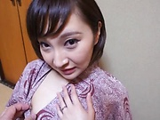 Ravishing amateur takes a tenacious pussy pounding