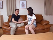 Hardcore minx Aika Rino penetrated and gets facial