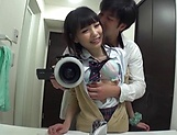 Shuri Atomi enjoys having her twat teased good picture 14