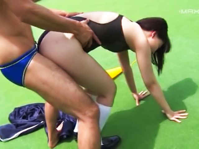 Hardcore queen Ishigami Satomi knows how to suck shaft