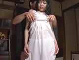 Lovely foxy princess Nagomi bonked hard and deep picture 11