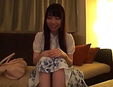Sweet Japanese teen is about to have sex