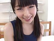 Tsuchiya Asami ,showcases her wang engulfing skills