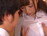 Tokyo teacher Aizawa Maria gets fucked by a horny student