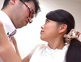 Horny Saitou Yuko gets her sexual fantasies fullfilled