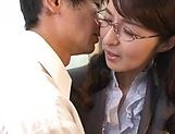 Mature teacher, Kitakawa Reiko had sex