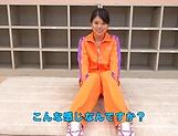 Spicy threesome session with Saitou Yuko