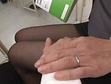 Fingering session for Ishihara Kyouka picture 14