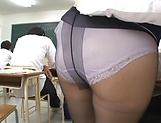 Mature teacher likes masturbation and sex picture 13