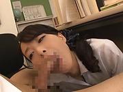 Ishihara Kyouka fucked in classroom