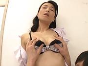Ishihara Kyouka enjoys a spicy shag