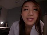 Kashii Ria has a POV porn video picture 11