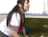 Atomi Shuri enjoys getting laid with one of her teachers