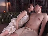 Lovable Japanese milf Nagareda Minami fucks without any limits