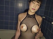 Cock loving babe also likes sex toys