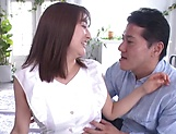 Juicy Japanese milf Nagareda Minami gets her shaved pussy poked